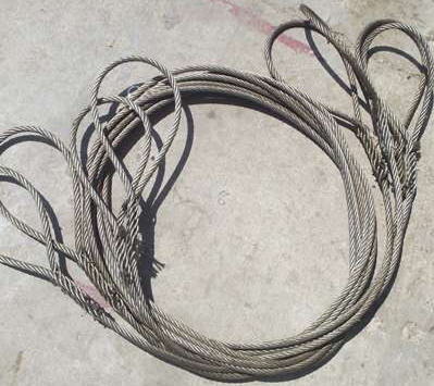 Wire Rope Sling|Steel wire rope sling