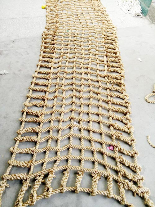 safety rope net|Braided Safety rope Net