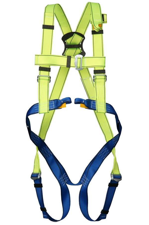 2 Point Full Safety Harness|2 Point Full body Safety Harness
