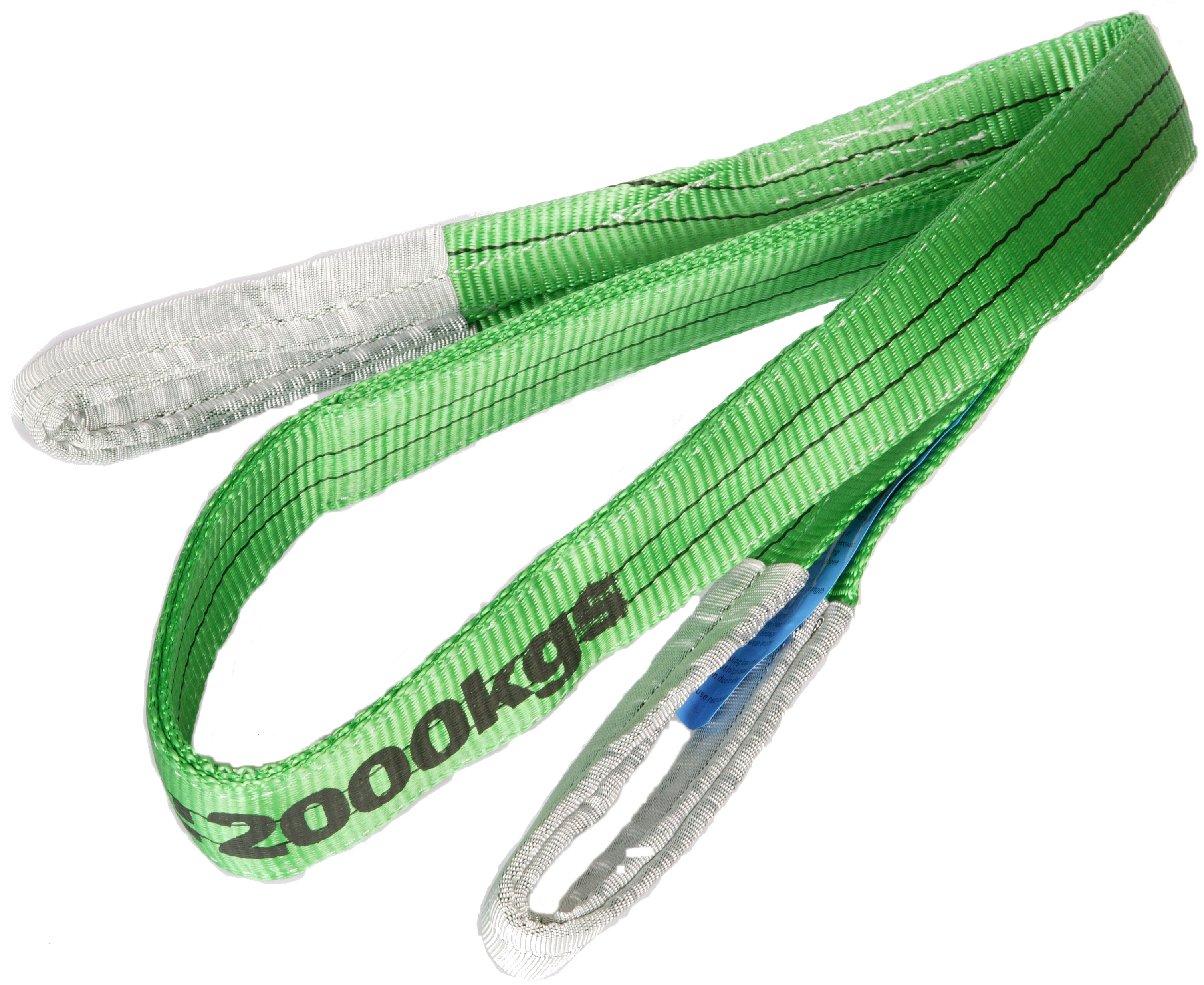 polyester Double Ply flat webbing sling,Double ply Polyester Flat Webbing Sling